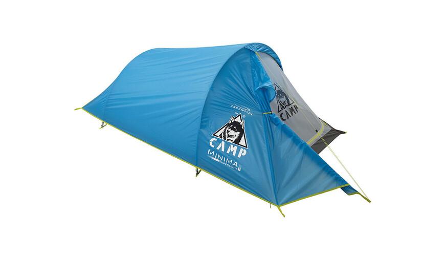 Camp Minima 2 SL tent blauw